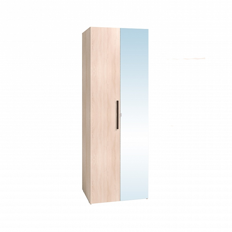 BAUHAUS 8 Шкаф для одежды + ФАСАД Стандарт + Зеркало