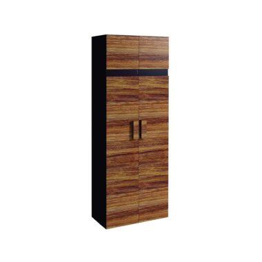 Hyper Шкаф для одежды 2 + ФАСАД Палисандр