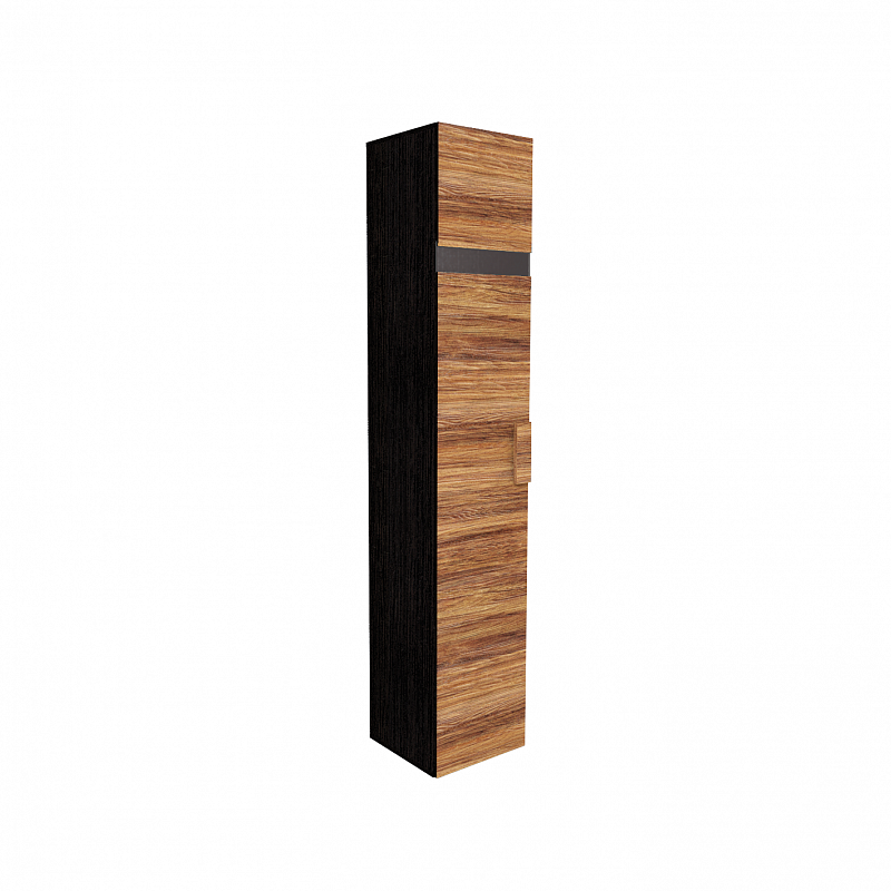 Hyper Шкаф для белья 2 + ФАСАД Палисандр левый