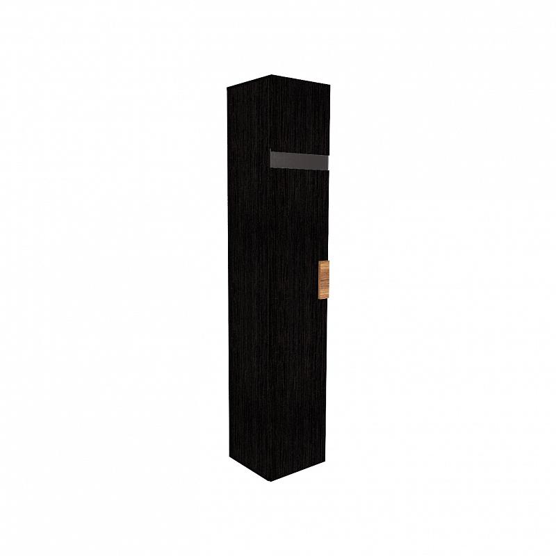 Hyper Шкаф для белья 2 + ФАСАД Венге левый