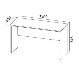 Компьютерный стол №7 Стол «КС №7»