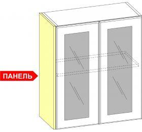 """""""Волна"""" МДФ Панель к шкафам Н720"""