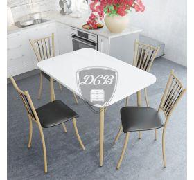 Столы Стол «Белый глянец»