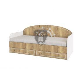 """""""Юнга"""" Кровать с ящиками «Юнга»"""