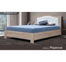 Кровать 0,8-1,2 м. «Маркиза»