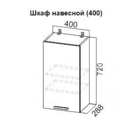 """Джаз"" Шкаф 400"