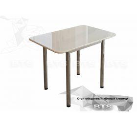 Столы «Белый глянец»