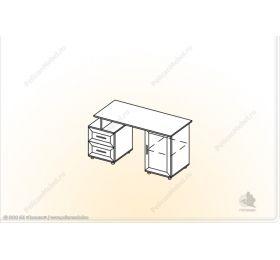 """""""Классика"""" Стол туалетный «Классика» СТ"""