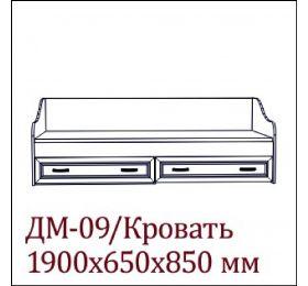 """Вега"" ДМ-09 (1,9м)"